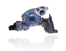 Photo Turbo échange standard KKK - 2.0 TDI 136 140cv 140cv 110cv 136cv 163cv