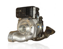 Photo Turbo neuf d'origine GARRETT - 4.0 CDI V8 320cv 314cv